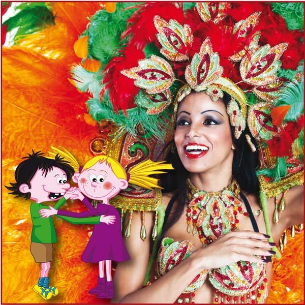 Wir tanzen Samba - Musik und Bewegung
