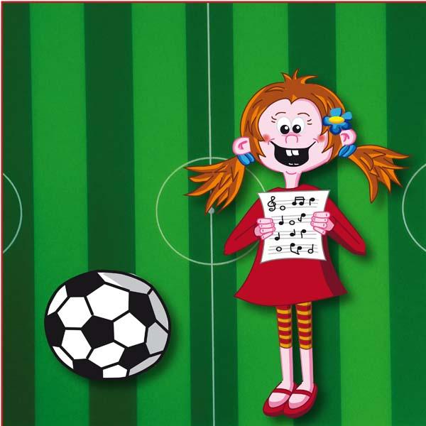 Fußballhelden (inkl. Noten/Text)