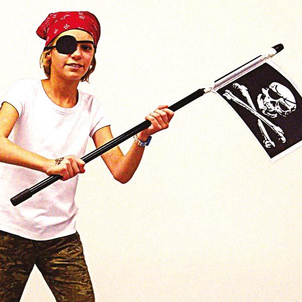 Echte Piraten - Tanzen zum Piratenlied