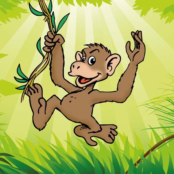 Hugo der Affe - Musik und Bewegung