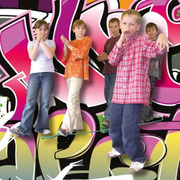 Wir sind die Coolsten - Rap und Bewegung