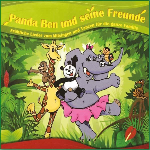 Panda Ben und seine Freunde