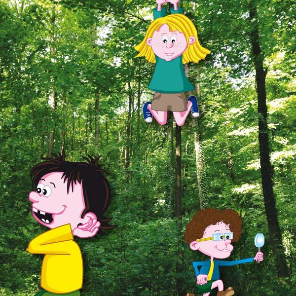 Abenteuer Wald I - Natur erleben